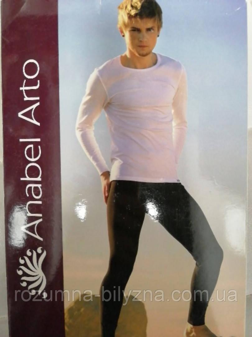 Кальсони чоловічі ,чорного кольору,ТМ Anabel Arto, розмір:54