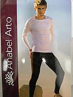 Кальсони чоловічі ,чорного кольору,ТМ Anabel Arto, розмір:54, фото 1