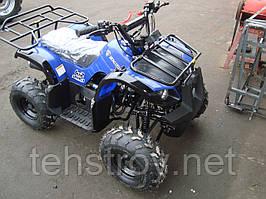 Квадроцикл SPARK SP110-3 (черный,синий,комуфляж) + ДОСТАВКА бесплатно