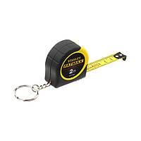 Рулетка   2м х 13мм Fatmax с кольцом для ключей