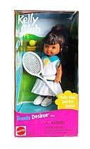 Коллекционная кукла Барби Келли Barbie Kelly Club Tennis Desiree 1999 Mattel 24607