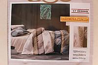 Постельное белье евро фирмы Koloco 731-11