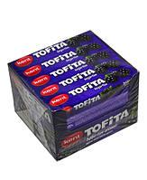 Tofita тофита жевательные конфеты со вкусом ежевики 20шт\47g Kent Турция