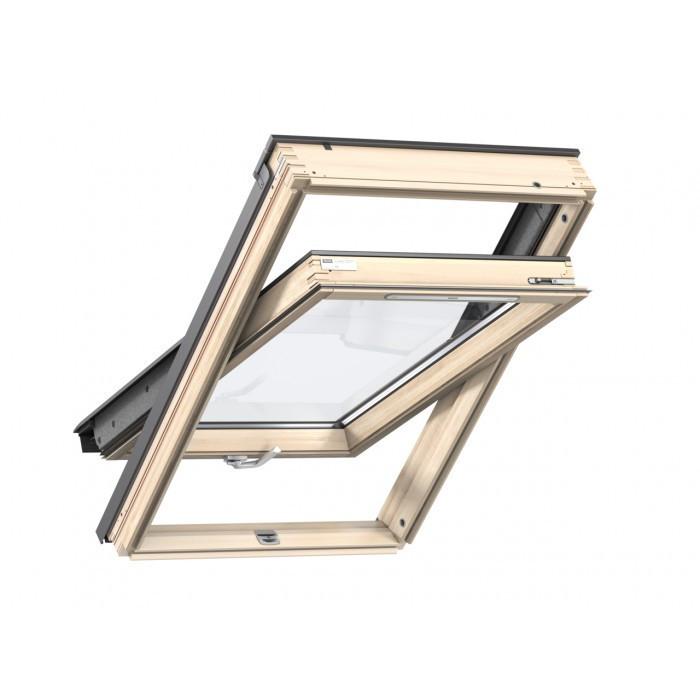Мансардное окно Velux Стандарт Плюс GLL 1061B MK06 78х118 см