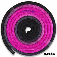 Скакалка Pastorelli New Orleans Shaded 04264 Розовый-Черный