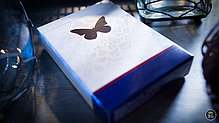 Карти гральні | Butterfly Playing Cards Marked (Blue) 2nd Edition, фото 2