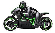 Мотоцикл радиоуправляемый 1:12 Crazon 333-MT01 (зеленый), фото 2
