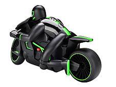 Мотоцикл радиоуправляемый 1:12 Crazon 333-MT01 (зеленый), фото 3