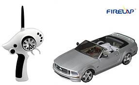 Автомодель р/у 1:28 Firelap IW02M-A Ford Mustang 2WD (серый)