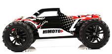 Радиоуправляемая модель Монстр 1:10 Himoto Bowie E10MTL Brushless (черный), фото 3
