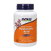 Гиалуроновая кислота Now Foods Hyaluronic Acid (120 капс) нау фудс