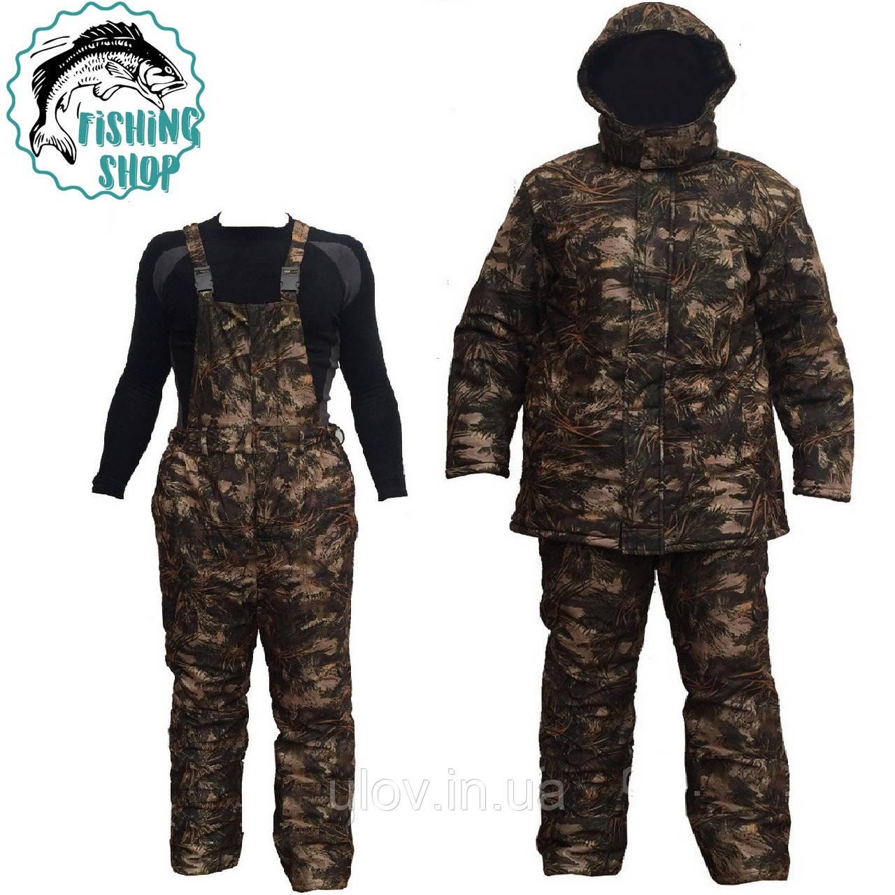"Зимний костюм из непромокаемой ткани ALOVA ""ОХОТНИК"""