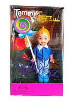 Коллекционная кукла Барби Томми Волшебник страны Оз Barbie Kelly Club 1999 Mattel 25819