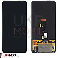 Дисплей Xiaomi Mi Mix 3, с тачскрином, Original, Black
