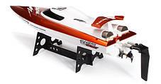 Катер на радіокеруванні Fei Lun FT009 High Speed Boat (помаранчевий), фото 3