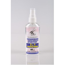 TK Vip Product Prep&Finish 3 в 1 Prep&Finish (знежирення, зняття липкості, дегідратація), 60 мл