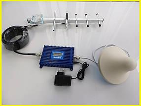 Усилитель сигнала сотовой связи - Репитер сигнала Мобильной связи GSM 900 МГц - комплект +Подарок +Скидка, фото 3