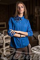 Блуза без пуговиц Gepur 11405, фото 1