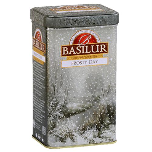 Чорний чай Basilur Морозний день з/б 85 г