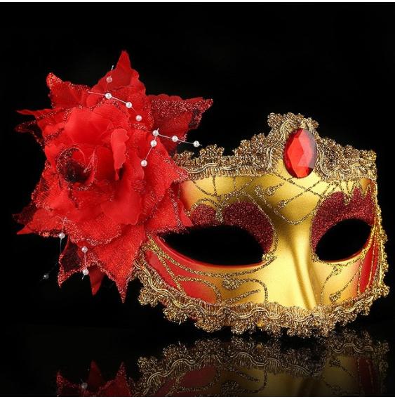 """Потрясающая маска """"Незнакомка"""""""