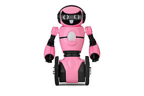 Робот на радиоуправлении WL Toys F1 с гиростабилизацией (розовый)