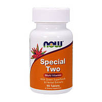 Витамины NOW Special Two (90 таб)