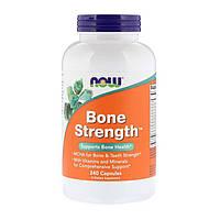 Витамины и минералыNOW Bone Strenght (240 капс) нов боне стрендж