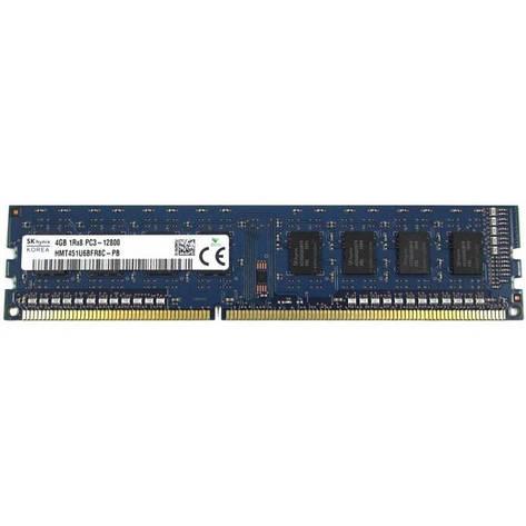 Модуль памяти DDR3 4GB/1600 Hynix (HMT451U6BFR8C-PB) Восстановленный, фото 2