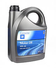 Моторне масло GM 10W-40, 5л.