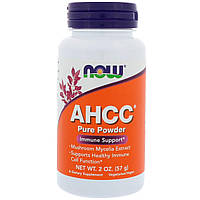 Иммуностимулятор AHCC, Now Foods, порошок 57 г.