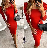 Платье женское элегантное в расцветках  51897, фото 1