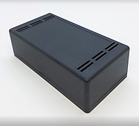 Корпус N8BW з вентиляцією 134х70х40 шурупи, фото 1