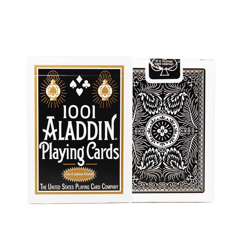 Карты игральные | 1001 Aladdin Black