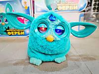 Интерактивная говорящая игрушка Ферби Коннект Furby синий (High Copy)