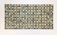 Панели ПВХ Регул Мозаика Античность зеленая