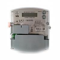 Счетчик электроэнергии трехфазный многотарифный NIK 2303 AP3T.1000.MC.11 5(120)A