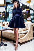 Нежное гипюровое платье Gepur 14568, фото 1