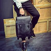 Мужской городской рюкзак в стиле ретро