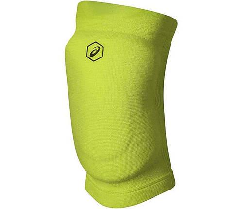 Волейбольные наколенники Asics Gel Kneepad 146815-0432 Лимонный Размер S, фото 2