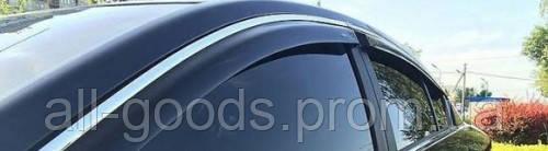 Дефлектор окна Audi  Q7 2006