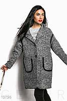 Пальто из букле Gepur 15756
