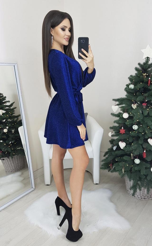 фото платье из люрекса