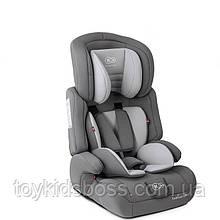 Автокрісло KinderKraft Comfort Up Gray