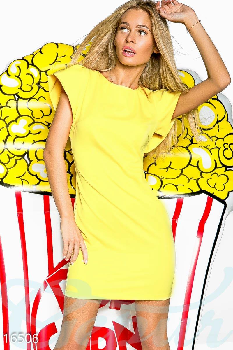 Солнечное летнее платье Gepur 16506