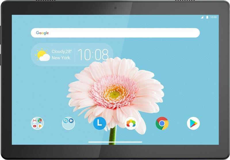 "Планшетный ПК Lenovo Tab M10 TB-X505F 32GB Slate Black (ZA4G0055UA); 10.1"" (1280х800) IPS / Qualcomm Snapdragon 429 / ОЗУ 2 ГБ / 32 ГБ встроенная +"