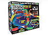 Гоночна траса Конструктор Magic Tracks 360 деталей, з мостом і 2-ма машинками