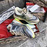 Кроссовки Gucci Flashtrek sneaker зима, 35-44 р-р, фото 4