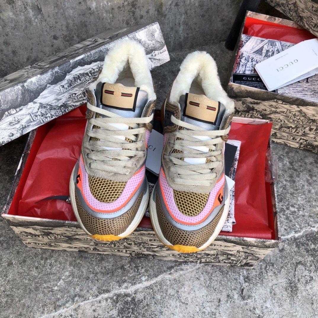 Кросівки Gucci Flashtrek sneaker зима, 35-44 р-р