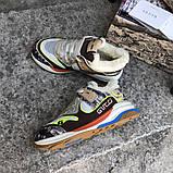 Кросівки Gucci Flashtrek sneaker зима, 35-44 р-р, фото 4