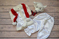 Детский карнавальный костюм Белого Медведя